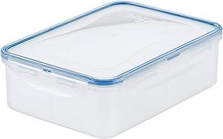 Lock & Lock Rectangular Food Container, Short, 6.6-Cup, 53-Fluid Ounces 6.6-Cup, 54-Fluid Ounces