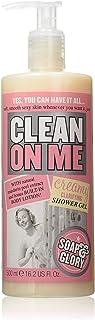 Soap & Glory Clean On Me Creamy Clarifying Shower Gel 500Ml