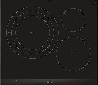 Siemens EH675LDC1E 黑色 感應爐 – 板(內置,感應,黑色,傳感器,前導,50/60 Hz)