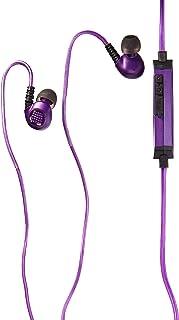 Pilot Electronics el msync 运动耳塞,紫色耳机 (el-1302pu)