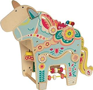 Manhattan Toy Playful Dino 木质幼儿活动中心 12 months to 36 months 马