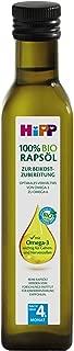 Hipp 喜宝Bio 菜籽油,6瓶装 (6 x 250毫升)