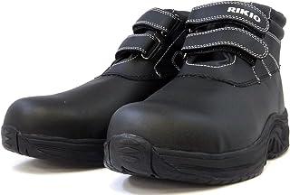力王 水溶胶防水*鞋 魔术型 黑色 28.0cm AQ-ZM-BK