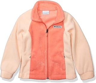 Columbia 女童 Benton Springs 夹克,柔软羊毛,经典款