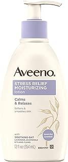 Aveeno Active Naturals 解壓滋潤霜 12 盎司