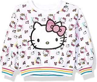 Hello Kitty 女童 45 周年时尚运动衫