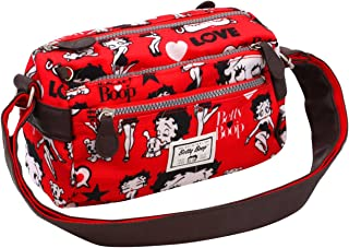 Betty Boop Rouge 邮差包 24 厘米 红色 (Rojo)