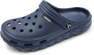 amoji 中性款涉水鞋户外木底鞋凉鞋