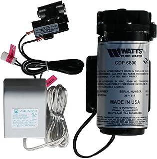 Watts Premier 560043 反渗透系统水过滤助推器套装