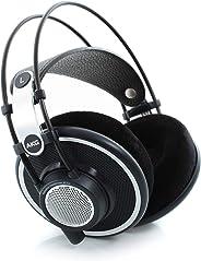 AKG Pro Audio K702 Reference Open-Back 包耳式工作室耳機