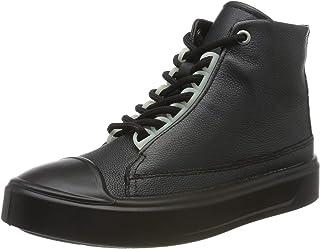 ECCO 爱步 Flexure T-Cap 儿童高帮运动鞋