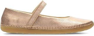 Clarks 女孩 Skylark Tap K 芭蕾平底鞋