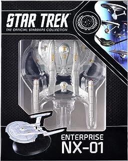 Hero Collector | 星际迷航官方星际迷航系列 | 鹰苔藓模型舰盒企业 NX-01