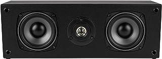 """Dayton Audio C452 Dual 4-1/2"""" 2-Way Center Channel Speaker (Black)"""