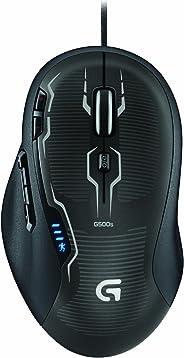 Logitech 罗技 G500s射击有线激光游戏鼠标( 2000万次按键寿命,8200DPI)