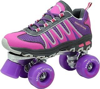 Lenexa Sonic Cruiser 2.0 中性户外高性能反弹轮四轮速滑鞋男女皆宜 - 运动鞋鞋风格适合户外滑冰