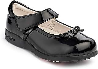 Pediped 派迪派 FLEX系列 女童 舞会皮鞋 Isabella - Black Patent RS305-BLKPT-31 亮黑 31