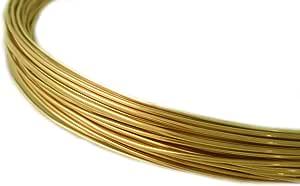 用于珠宝制作的电线 黄色黄铜 24 Gauge 1895785791