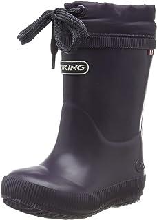 Viking 维京 经典 Indie 保暖羊毛橡胶靴