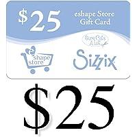 Sizzix 礼品卡