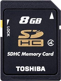TOSHIBA SD卡 Class4 (国内正品) SD-L0G4SD-L008G4 8GB