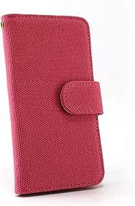 whitenuts 保护壳 手册式 帆布WN-OD165147 1_ iPhone6s 活力粉色