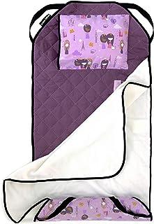 Urban Infant Tot Cot 多功能一体学前/日托幼儿午睡垫 紫罗兰色