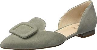 HÖGL,Candy 女士包头芭蕾鞋 Grün (Salvia 51 34.5 EU