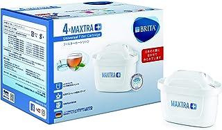 Brita 碧然德 净水壶滤芯 Maxtra + 4件装 日版
