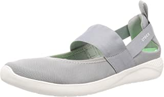 crocs 卡骆驰 女士 Literide Mary Jane W 休闲鞋和运动服