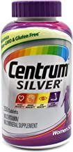 Centrum Silver 女士 50+ 多种维生素多种矿物 250 片