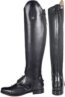 HKM 成人马靴 - Granada短/标准宽度9100 黑色 41 裤子,9100 黑色,41