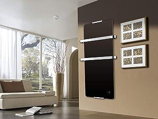 Chemin'Arte 210 電動觸覺電子恒溫器 帶毛巾烘干機 900W 黑色
