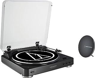 Audio Technica 耳道式/ 入耳式 耳内 黑色AT-LP60SPBT-BK  AT-LP60 Bluetooth with Speaker