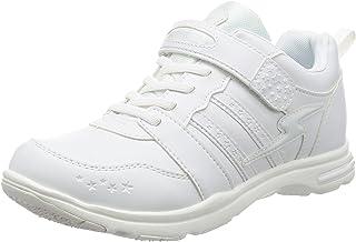 [*明星] 运动鞋 上学用鞋 女孩 弹簧 轻量 魔术鞋 宽松 SS J754