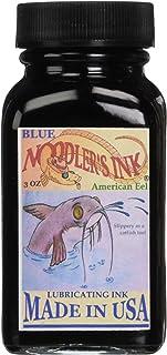 Luxury Brands Noodler's Bottle 3 Ounce Refill, Eel Blue (19203)