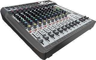 Soundcraft 签名 12 MTK 混合、录制和制作您的签名声效