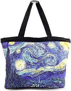 Van Gogh Starry Night 手提包