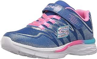 Skechers 女童 Dream N' Dash Whimsy 女童魔术贴系带运动鞋