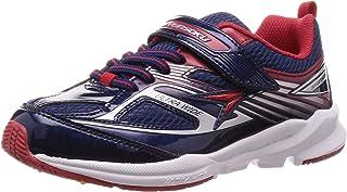 Syunsoku 瞬足 运动鞋 学生鞋 瞬足 宽幅 减震 高回弹 19~25厘米 3E 儿童 男孩 SJJ 7780