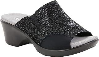 Alegria Women's\Ryli\ Wedge-heel Slide Sandal