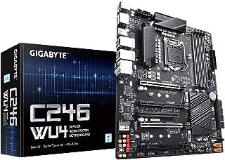 主板 Gigabyte 技嘉 C246-WU4, 英特尔 C246 主板插槽 2066 9MC246WU4-00-10