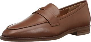 Aquatalia 女士 Teresa 小牛皮乐福鞋