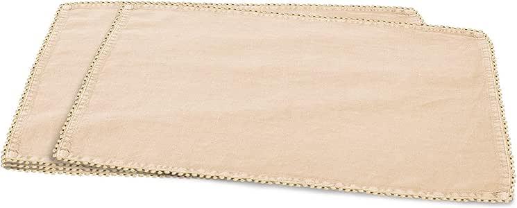 SARO LIFESTYLE 15062 平板电脑保护套 奶油色 14 英寸 x 20 英寸 15062