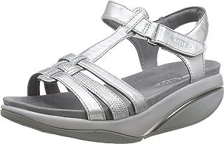 MBT 女士 Rani W T-Bar 凉鞋