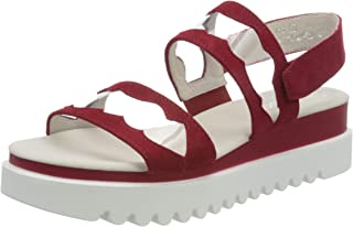 Gabor 女式包头高跟鞋-44.610踝带凉鞋