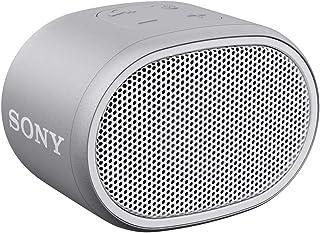 Sony 索尼 SRS-XB01 便携式蓝牙音箱(超重低音,6h电池,防溅水),白色