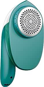 Philips 飞利浦 GC028/70 剃须刀(用于不同材料,3 个高度设置,电池和电源)青绿色/白色