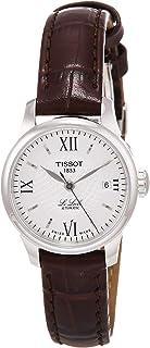 [天梭] 手表 T41111377 女式 正规进口商品 棕色