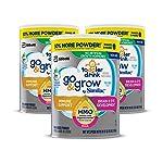 Similac 雅培 Go & Grow Non-GMO 幼兒奶粉,2'-FL HMO,粉末,36OZ/1.02kg,3罐